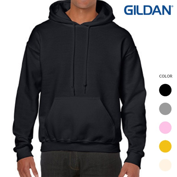 [GILDAN] 후드티 HEAVY BLEND (5color)